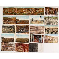 Minnesota Mining Postcards with 1 RPC