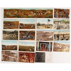 Minnesota Mining Postcards with 1 RPC