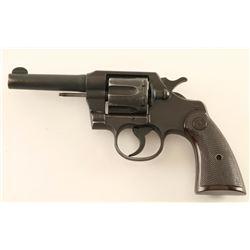 Colt Commando .38 Spl SN: 22480