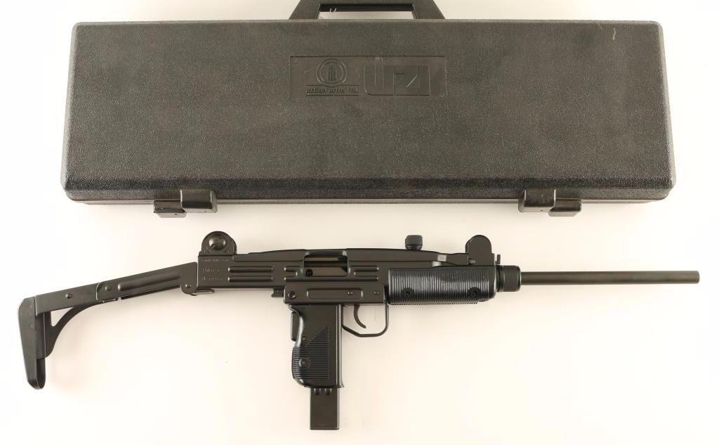 IMI Uzi Model B 9mm SN: SA70976