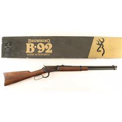 Browning B-92 .44 Mag SN: 11016PX167