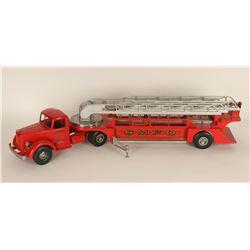 1950's Smith & Miller #3 Fire Truck