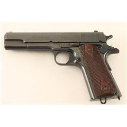 *Colt 1911 U.S. Army .45 ACP SN: 58239