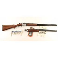 Beretta S686 Special 20/28 Ga 2 Barrel Set