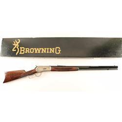 Browning 1886 .45-70 SN: 01677TP697