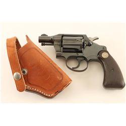 Colt Detective Special .38 Spl SN: 647865