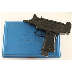 I.M.I. Uzi Pistol .45 ACP SN: UP53457