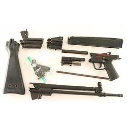 HK 33E Machine Gun Parts Kit