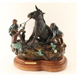 Fine Art Colored Bronze