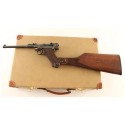 DWM/John Martz Artillery Luger 9mm SN: 584l
