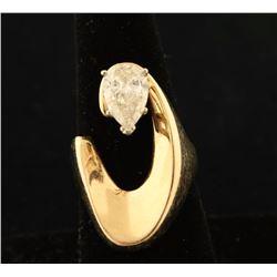 Breathtaking Ladies Diamond Ring Set