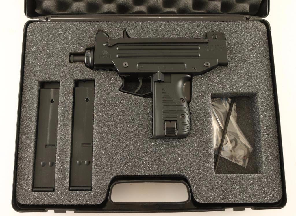 I W I  Uzi Pistol  22 LR SN: DR003710