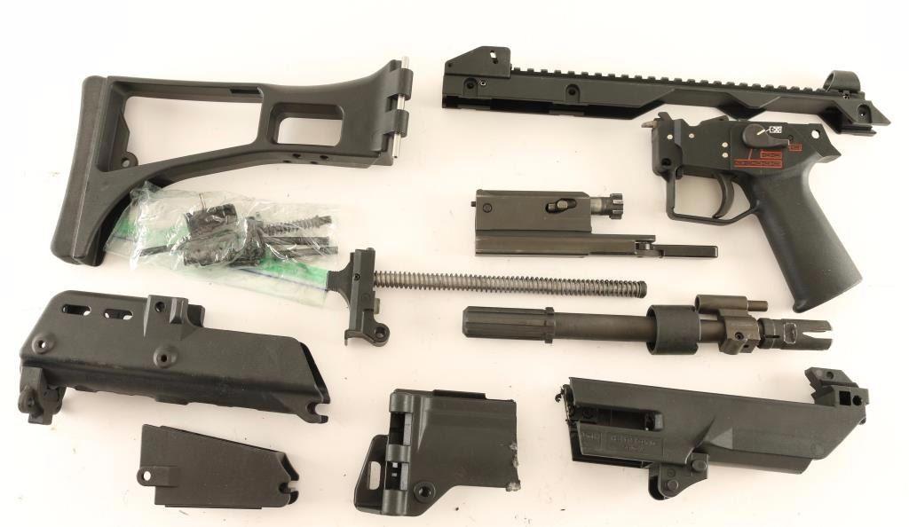 HK 36C Machine Gun Parts Kit