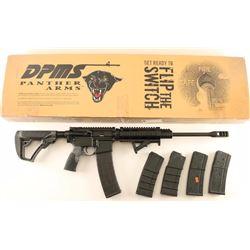 DPMS A-15 5.56mm SN: DNWC008819