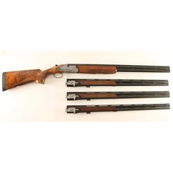 *Beretta 687 EELL Skeet Four Barrel Set