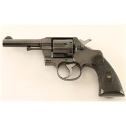 Colt Army Special .38 Cal SN: 504137