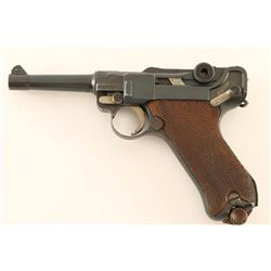 DWM 1920 Commercial Luger 30 Luger SN 81490