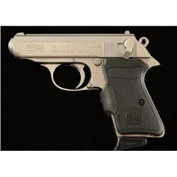 Walther PPK/S .32 ACP SN: W007337