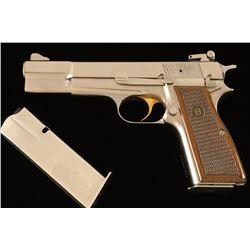 Browning Hi-Power 9mm SN: 245PZ61588