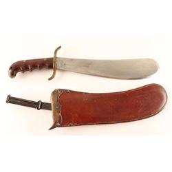 US Hospital Corps Bolo Knife