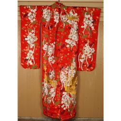 Chinese Wedding Kimono