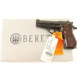 Beretta 87 Cheetah .22 LR SN: C43571U