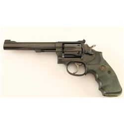 Smith & Wesson 17-5 .22 LR SN: AVP4189