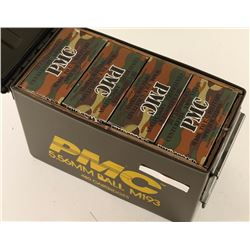PMC 5.56mm Ammo