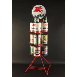 Mobiloil Display Rack