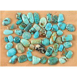 Nevada Kingman Turquoise Stones