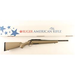 Ruger American .300 BLK SN: 695-95873
