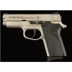 Smith & Wesson 3953TTSW 9mm SN: UCV5930