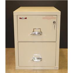 Fire King Fireproof Filing Cabinet