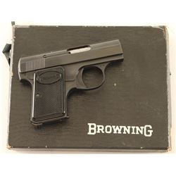 Browning Baby .25 ACP SN: 251481