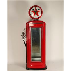 Texaco Gas Pump Display Case
