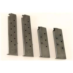 Lot of 4 1911 Mags