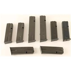Lot of 8 Browning Mags