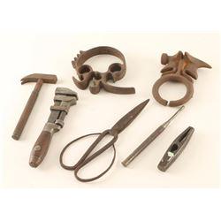 Lot of Antique Tools