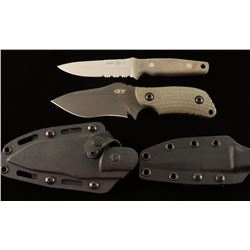 Lot of 2 Tactical Knives