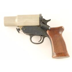 H&R Mark III Flare Pistol