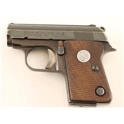 Colt Junior .25 ACP SN: 0D102878