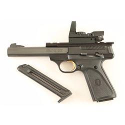 Browning Buck Mark .22 LR SN: 515MZ13981