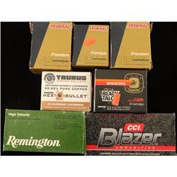 Miscellaneous Lot of Handgun Ammo