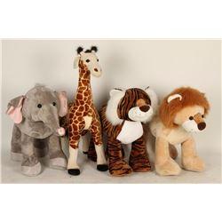 Lot of 4 Stuffed Animals