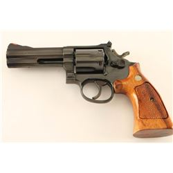 Smith & Wesson 586 .357 Mag SN: AEN2991