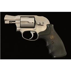 Smith & Wesson 649-2 .38 Spl SN: BNU3151
