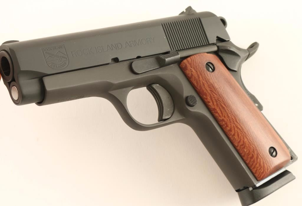 Rock Island Armory M1911 A1  45 ACP