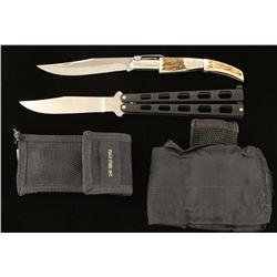 Lot of 2 Knives