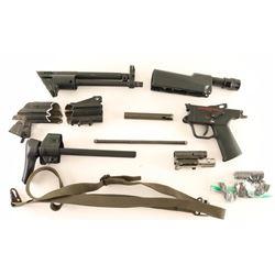 HK 53 Machine Gun Parts Kit