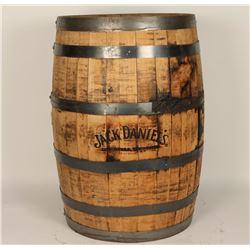 Jack Daniel's Whiskey Barrel